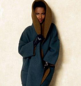 Blanket Coat V8930